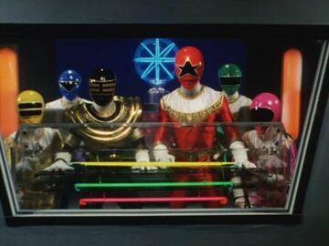 Zeo Rangers