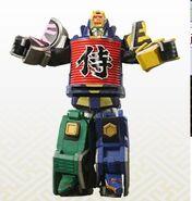 Samurai LightZord