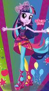 Twilight Sparkle Rainbooms Style