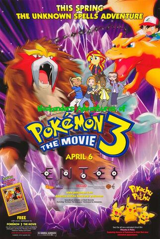 File:Weekenders Adventures of Pokémon 3- The Movie.jpg