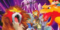 Weekenders Adventures of Pokémon 3: The Movie