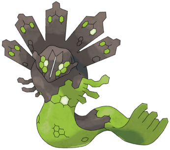 Zygarde by theangryaron-d6pgnq4-1-