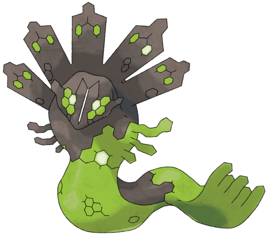 File:Zygarde by theangryaron-d6pgnq4-1-.png