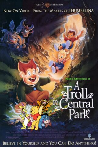 File:Pooh's Adventures of A Troll in Central Park Poster.jpg