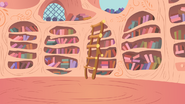 Twilight sparkle library background