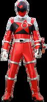 Red Leo Ranger