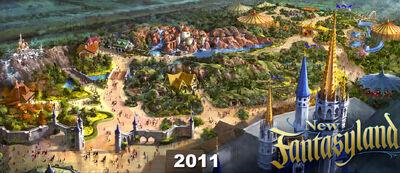 New Fantasyland