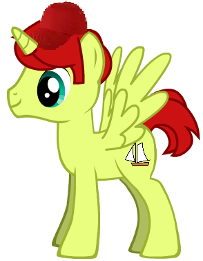File:Theodore's Alicorn Form.png