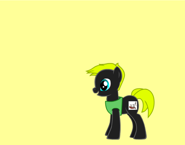File:Donald as a pony.png