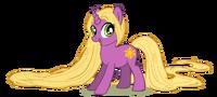 Rapunzel's Pony Form