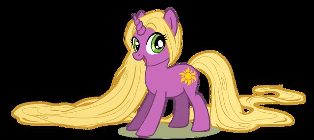 File:Rapunzel's Pony Form.png