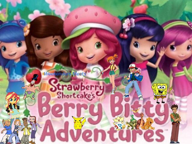 File:Weekenders Meets Strawberry Shortcake.jpg