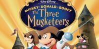 Pooh's Adventures of The Three Musketeers