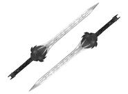 Black Star Swords