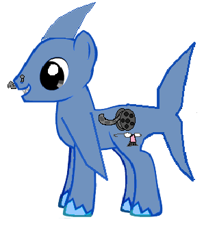 File:Mako Pony.png