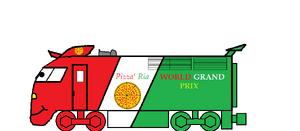 W.G.P Pizza' Ria