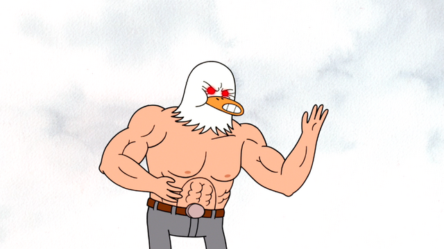 File:S4E19.73 Duck Giant Posing.png