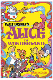 Pooh's Adventures of Alice in Wonderland