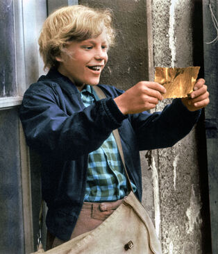 Charlie Bucket (Willy Wonka and the Chocolate Factory)