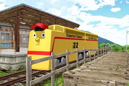 Big Tim (Railways of Crotoonia)