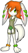 Freedom planet milla the hound by flam3zero-d8fhu3b