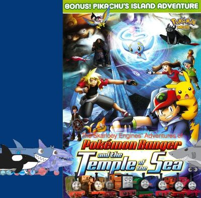 The Skarloey Engines' Adventures of Pokemon Ranger and the Temple of the Sea