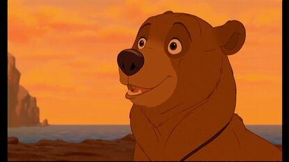 Kenai a bear again
