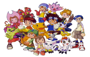 The DigiDestined (Transparent)