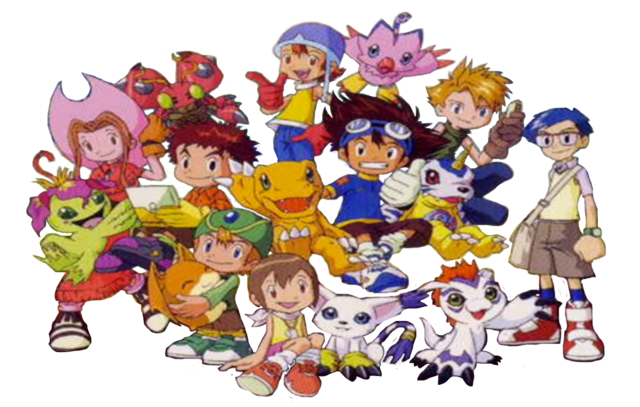 File:The DigiDestined (Transparent).png