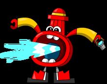 SplashoVectorByDerek