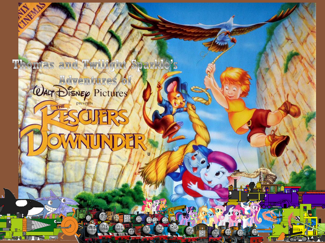 File:Thomas and Twilight Sparkle's adventures of The Rescuers Down Under.png