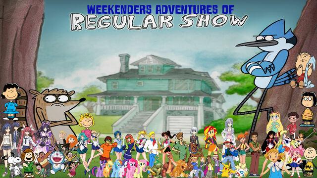 File:Weekenders Adventures of Regular Show.jpg