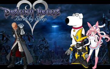 Destiny Hearts- Birth by Sleep