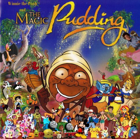 File:Winnie the Pooh and the Magic Pudding Poster.jpg