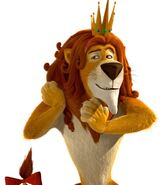 The Cowardly Lion (Legends of Oz)