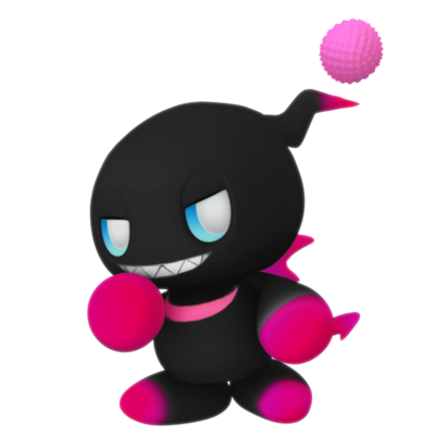 Dark chao render 2016 by nibroc rock-da9eacq