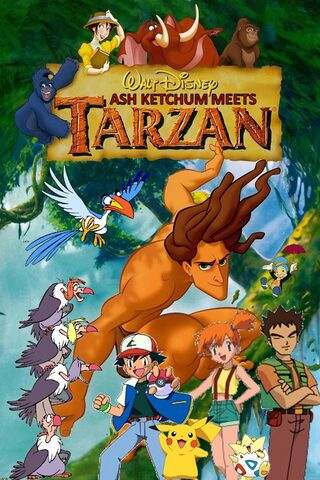 File:Ash Ketchum meets Tarzan Poster.jpg