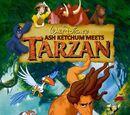 Ash Ketchum Meets Tarzan