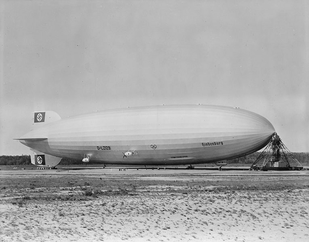 File:Hindenburg Airship.png