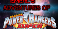 Emerl's Adventures Of Power Rangers Super Megaforce