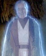 Anakin Skywalker ghost original version