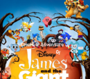 Emerl's Adventure's Of James & The Giant Peach