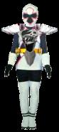 Ninja Master White Ranger (Ninja Steel)