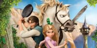Simba, Timon, and Pumbaa's Adventures of Tangled