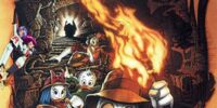 Ash's Adventures of DuckTales the Movie: Treasure of the Lost Lamp