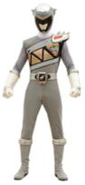 Dino charge gray ranger