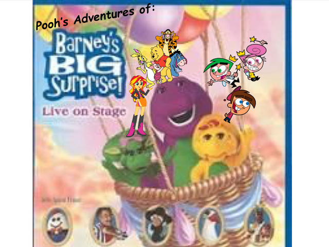 File:Pooh's Adventures of Barney's Big Surprise Logo.png