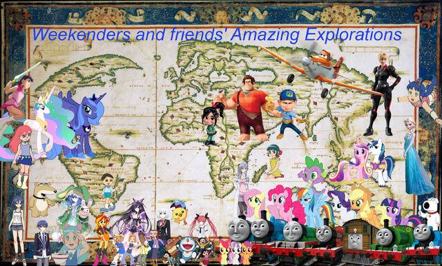File:Weekenders and friends' Amazing Explorations.jpg