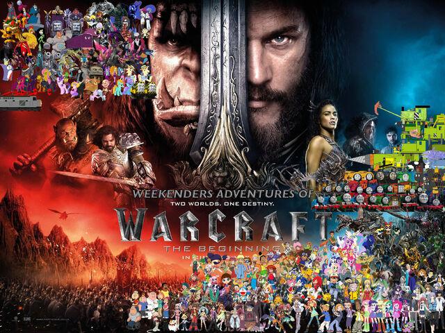 File:Weekenders Adventures of Warcraft Poster.jpg