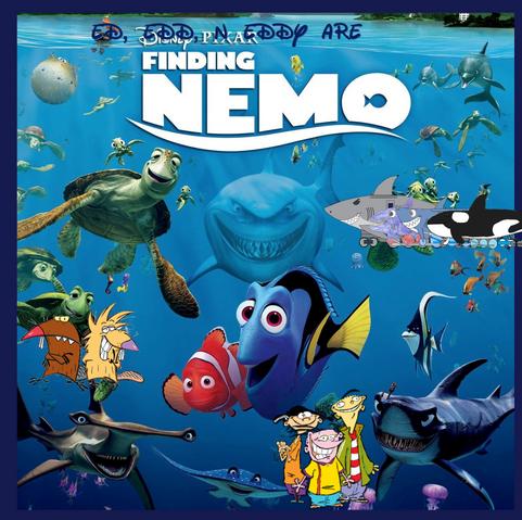 File:Ed, Edd, n Eddy Are Finding Nemo.png